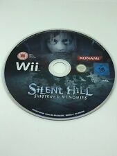 SILENT HILL: SHATTERED MEMORIES(NINTENDO Wii, 2010) PAL VERSION.RARE. Disk Only