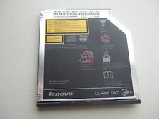 IBM Lenovo ThinkPad DVD-CDRW Slim Drive II T60 T61 Z61T 39T2685 39T2687 Tested