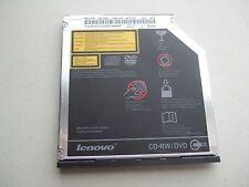 IBM Lenovo ThinkPad DVD-CDRW Slim Drive II T60 T61 Z61T 39T2685 39T2687 Tested