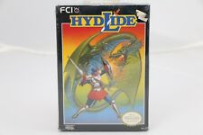 Hydlide Nintendo Entertainment System, 1989 NEW NES Factory Sealed