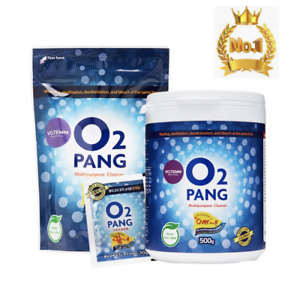 🔥 O2 PANG Multipurpose Cleaner, Clean Wash Clothes, Remove Clothes Stain 🔥