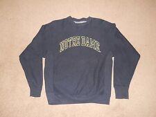 UNIVERSITY OF NOTRE DAME Reverse Weave Sweatshirt Men's Medium Football IRISH ND