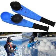 SNOWBALL MAKER THROWER SLINGER SLEDGE SLEY BLASTER SLING SNOW BALL OUTOOR GAME