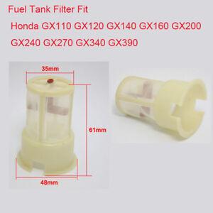 Fit Honda GX110 GX120 GX140 GX160 GX200 GX240 GX270 GX340 GX390 Fuel Tank Filter