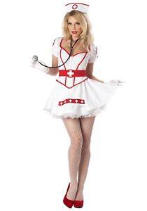Plus Size Nurse Heartbreaker Costume
