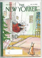 The New Yorker magazine December 13 2010 ~ George Booth ~ Dog ~ Joyce Carol Oats