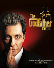 THE GODFATHER III - Movie Poster 8x10 Color Photo