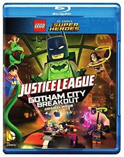 LEGO DC Comics Super Heroes: Justice League: Gotham City Breakout (Blu-ray + DVD