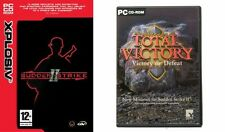 sudden strike ii 2 & total victory new missions  expansion pack