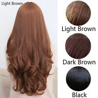Fashion Sexy Curly Wavy Full Hair Wigs Womens Cosplay Costume Party Long Wig New