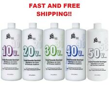 Superstar Cream Peroxide Developer Stabilized Hair Color 10-50 Volume 32oz *1PC