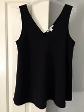 Country Road Black Swing Top, Size XS