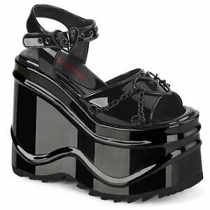 WAVE-09  Black Patent