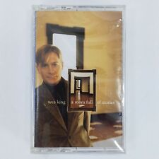 Wes King A Room Full of Stories Audio Cassette Tape New Sealed Christian Sparrow