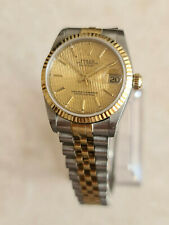 Rolex Datejust Gold/Steel Lady's Watch Ref. 68273