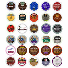Extra Bold & Dark Roast Coffee for 2.0 K cups variety pack sampler,30-Count