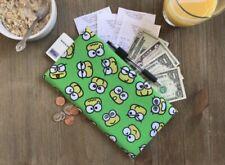Handmade Waiter Book Server Wallet Waitress Book Fabric Covered Check Presenter