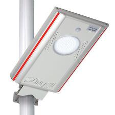 1800LM Led Solar Street Light IP65 Motion Sensor Dusk to Dawn Pole/Wall Mount