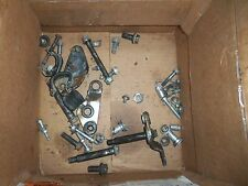 KAWASAKI KX250 KX 250 PARTS LOT BOLT NUTS   1991