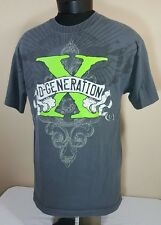 WWE T Shirt DX Degeneration X HHH XPac Outlaws WWF WWE Large Wrestling Tee