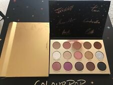 "Disney Designer Collection Colourpop ""It's a Princess Thing"" Eyeshadow Palette"