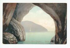 Pouchkine Grotto CRIMEA Antique UKRAINE Russia Россия Открытка~1910