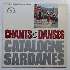 Chants et danses Catalogne Sardanes GU LDX 74389