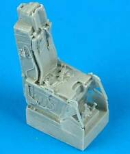 Quickboost - F-117A 117 A ejection seat with safety belts Schleudersitz 1:72 kit