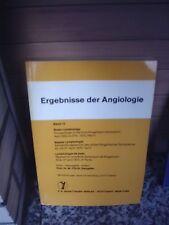 Ergebnisse der Angiologie, Band 13, F. K. Schattauer Ve