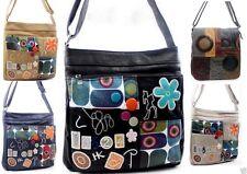 Damentaschen aus Synthetik mit Innentasche (n) und Magnetverschluss