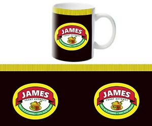 Personalised Marmite Style 11oz Mug by Forever Personal Designs
