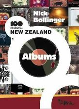 Nick Bollinger's 100 Essential New Zealand Albums, Acceptable, Bollinger, Nick,