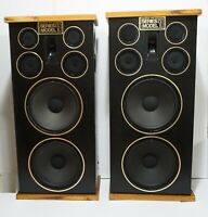 RTR Model IV Series E Vintage Speakers - 270° of listening sweet spot!!!