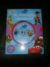 Disney 5 Book & CD Slipcase Adventure by Parragon (Mixed media product, 2012)