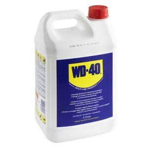 WD40 bidon 5 L - Dégrippant Nettoyant Lubrifiant