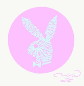 MODERN POP ART PLAYBOY - by #mdcartoon NEVER STOP TO PLAY Color Photo Print 6X6