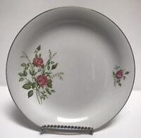 Rorstrand Rosamunda Dinner Plate With Floral Pattern - Sweden