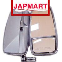 HINO TRUCK FD1J RANGER SUPER6 J08CTF 1996-2002 MIRROR HEAD 4005JMP1