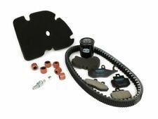Vespa GTS 300ie Super Sport Service Kit - Brake Pads Filter Belt & Rollers