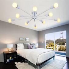 Modern Flush Mount Ceiling Light Lobby Chandelier Lighting LED Pendant Lights