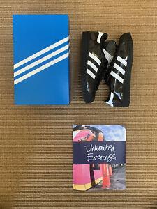 Blondey Adidas Superstar Schwarz Opaque UK 9