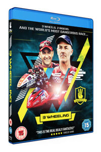 3 wheeling Blu ray (2017) Sidecar Racing Motorsport Documentary Isle Of Man TT