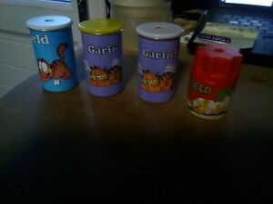 For vintage Garfield pencil sharpeners excellent condition. Box 20