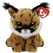 Ty Beanie Babies 96306 Larry the Lynx Classic Buddy
