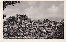 Postkarte - Lindenfels / Blick vom Schenkenberg