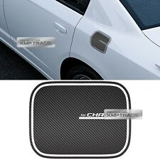 Fuel Oil Tank Door Cap Carbon Decal Sticker Cover for DODGE 2006-2016 Charger