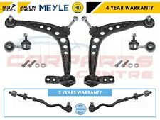 FOR BMW 325 328 E36 FRONT LOWER WISHBONE ARMS BUSHES LINKS INNER OUTER ROD END