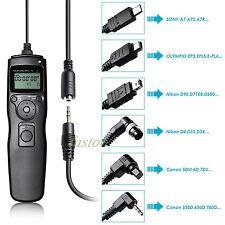 Temporizador REMOTO Control intervalómetro Para Canon 5D 6D 7D 10D 20D 30D 40D 50D D60