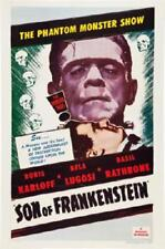 Son Of Frankenstein Movie Poster 24in x 36in
