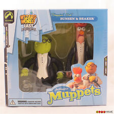 Muppets Palisades Steppin' Out Bunsen Honeydew & Beaker Wizard World 2003